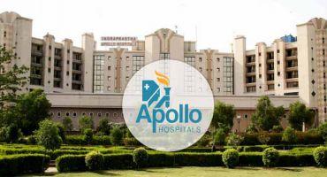 Лэндинг Представительства Клиники Apollo в Кыргызстане