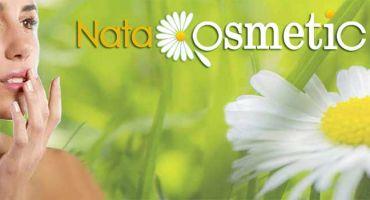 NataCosmetic - лэндинг косметической компании